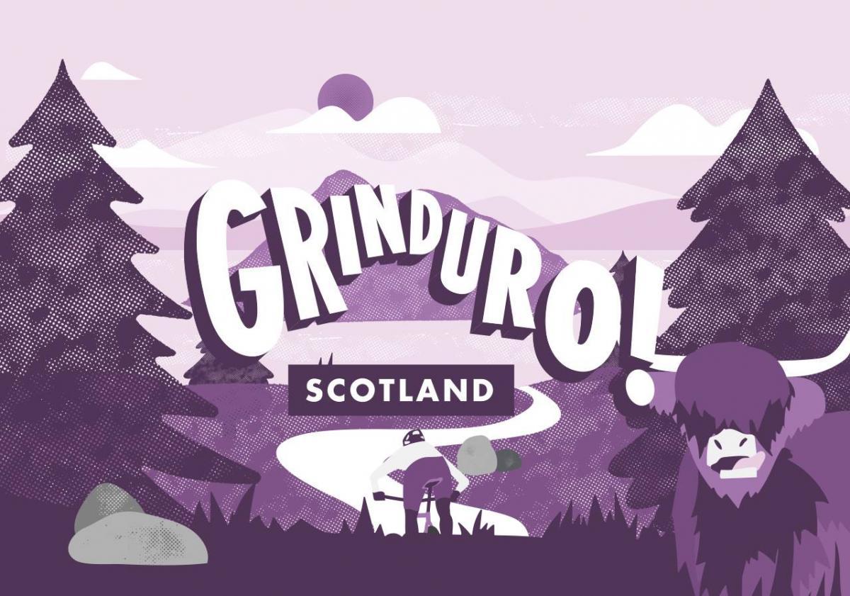 Grinduro Scotland 2019