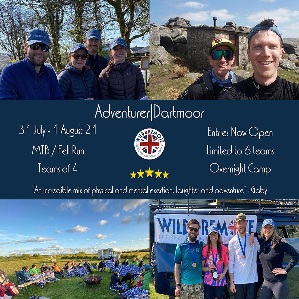 Adventure Dartmoor